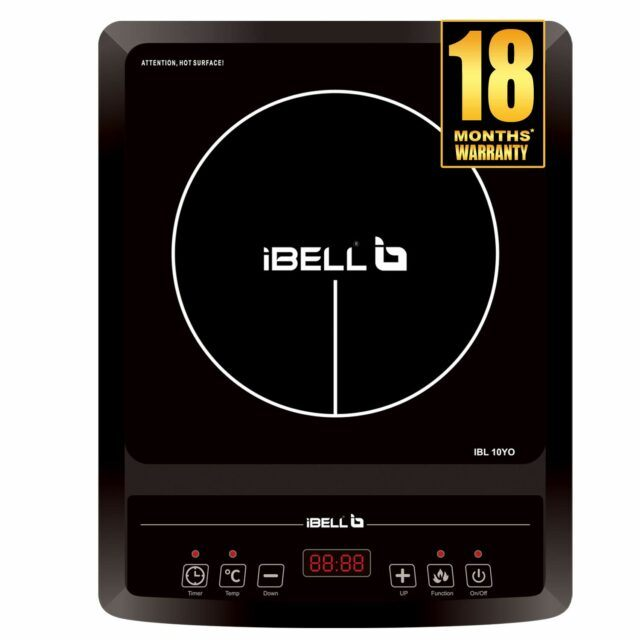 iBEL induction cooktop review 2000w