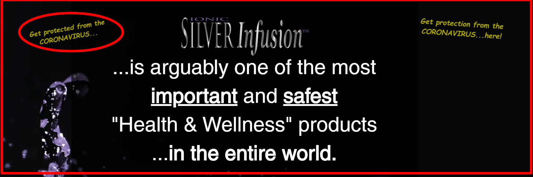 infinite increasing income review-silver infusionscam