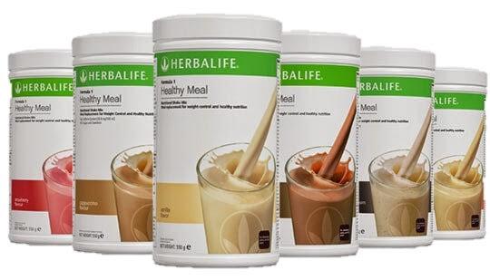 herbalife review-Herbalife_Formula_1_Shake_Flavors