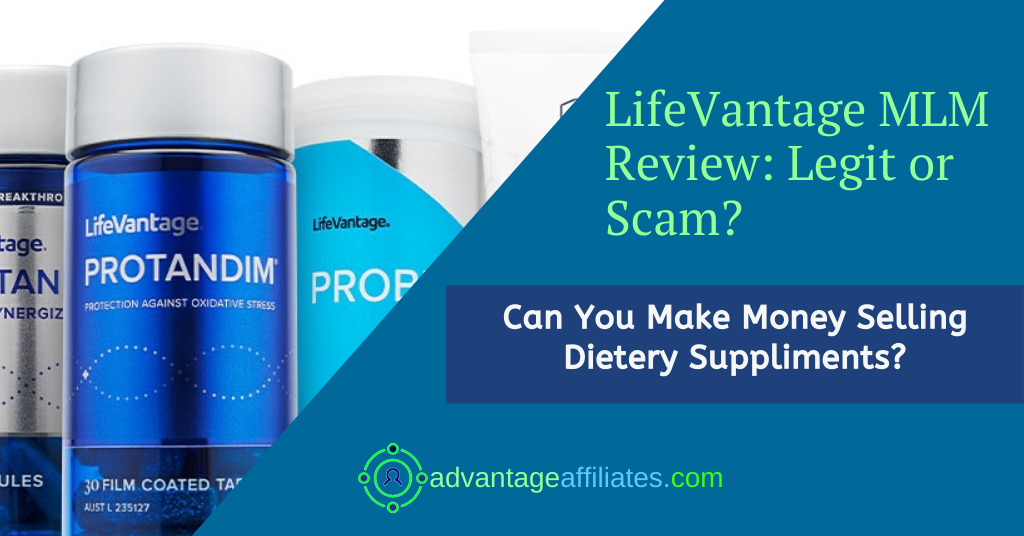 LifeVantage MLM Review-Feature Image (1)