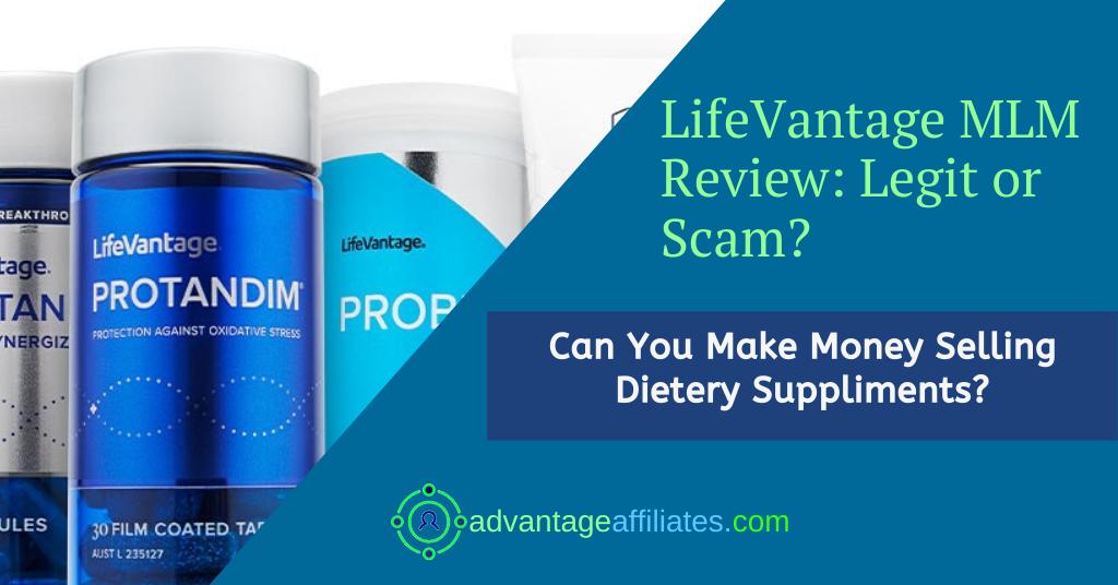 LifeVantage MLM Review-Feature Image (1)