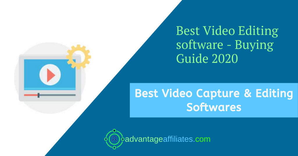 best video editing software feature image