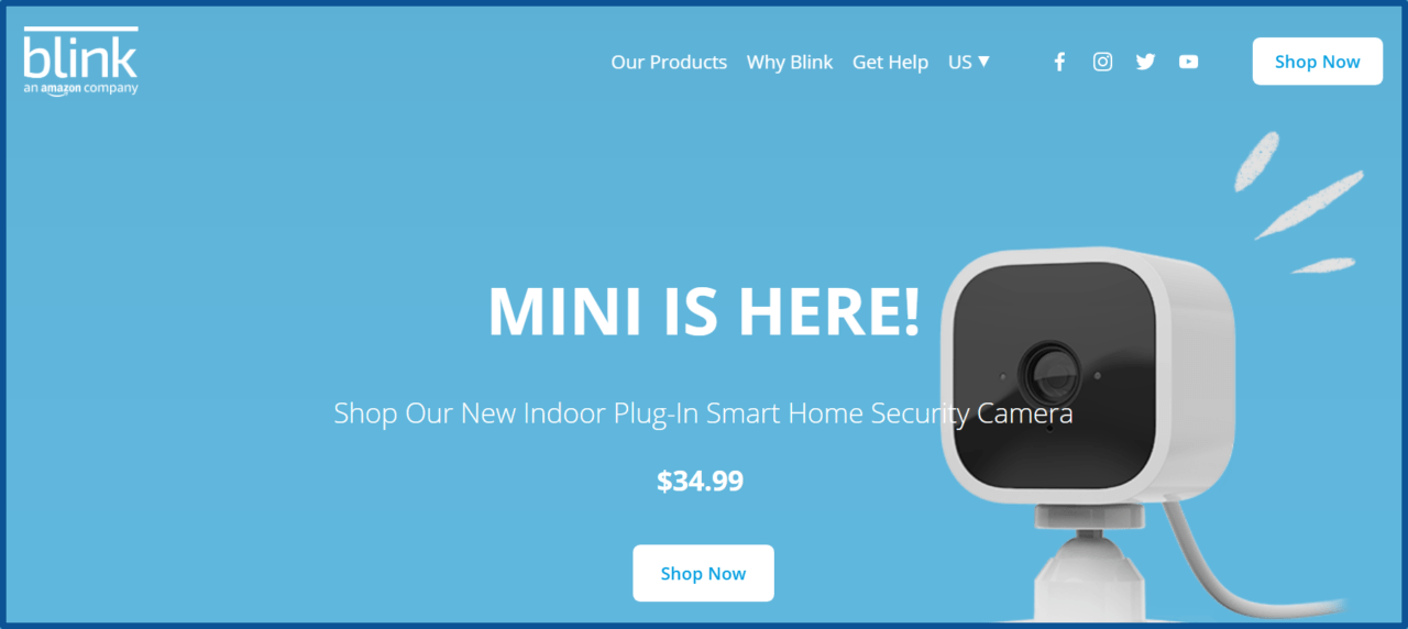 home security affiliate programs-blink