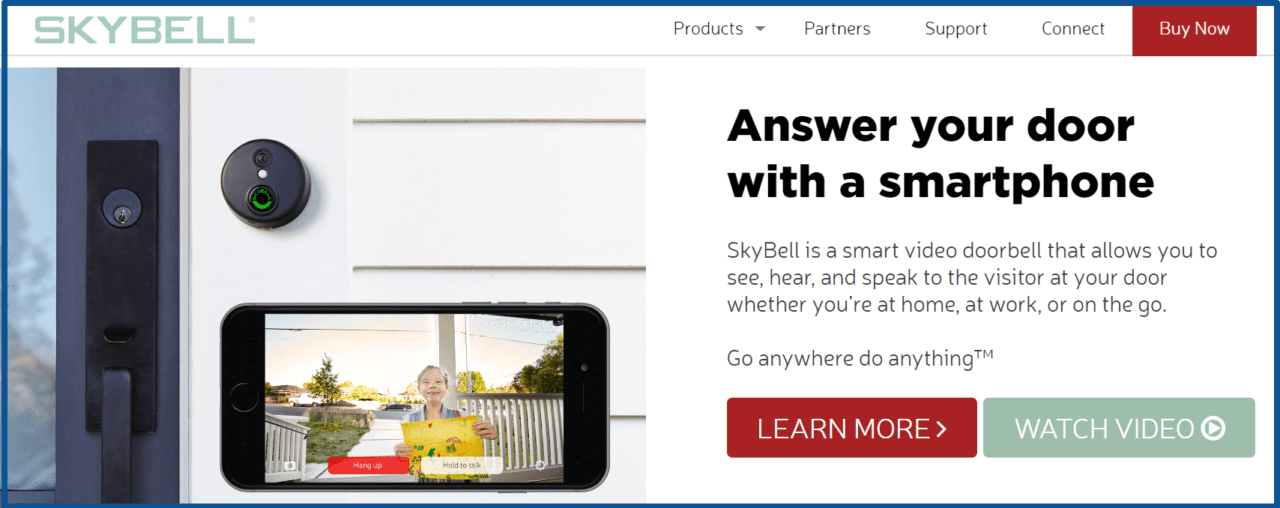 home security affiliate programs-skybell