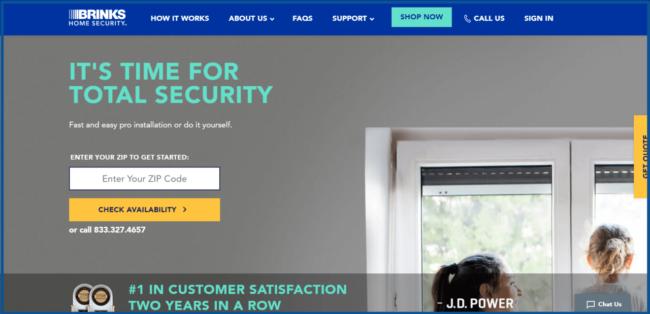 profitable home security affiliate program-brinks
