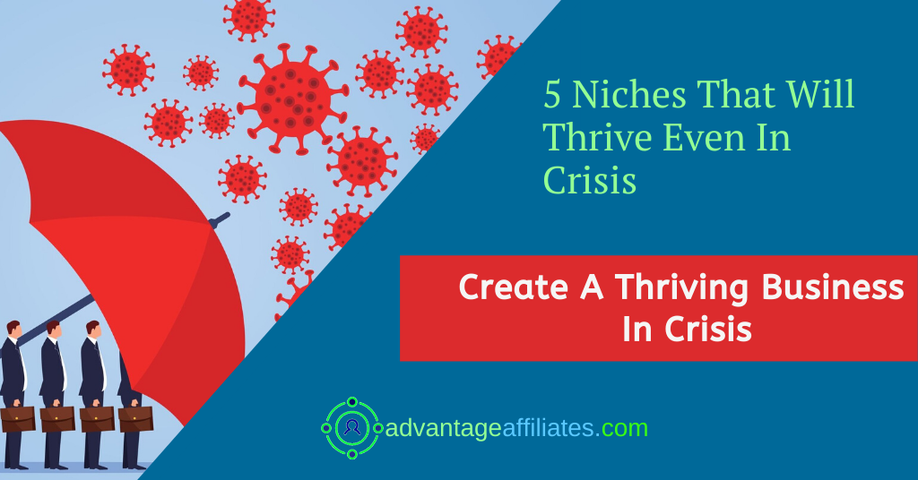 thrive business in crisis review feature image
