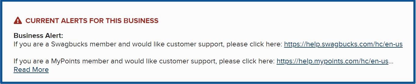 mygiftcardsplus review_BBB alert