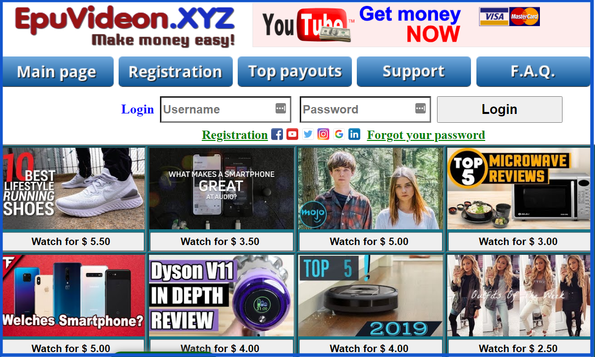 epuvideon-xyz-review-homepage