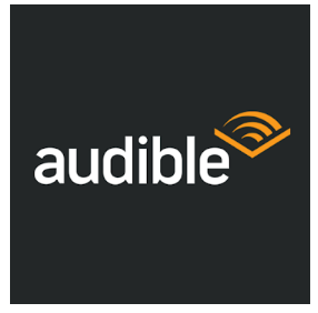 Audible-best apps for audio books