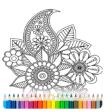 Coloring-Book-for-Adults-Apps-logo