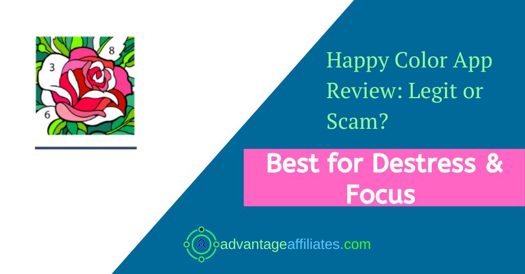 Happy Color App review-Feature Image