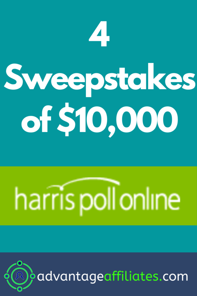 Harris Poll Online review-pin