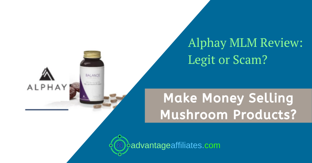 Alphay MLM Review -Feature Image