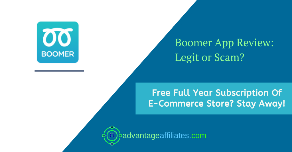 Boomer app Review -Feature Image