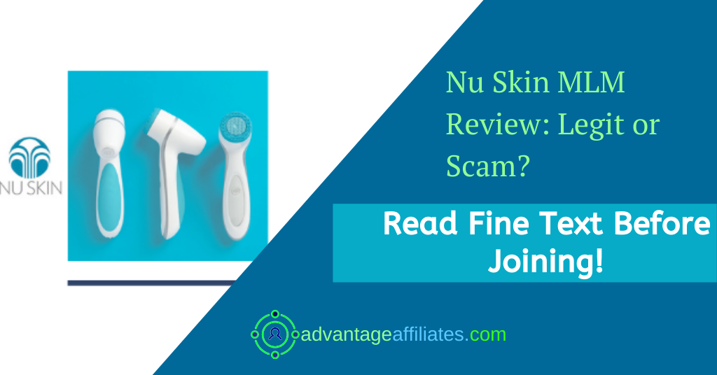 Nu Skin MLM Review -Feature Image