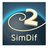 SimDif logo–-Apps-on-Google-Play