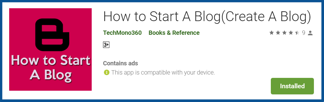 Top blogging apps-how to start a blog-app-review--Android-Apps-on-Google-Play