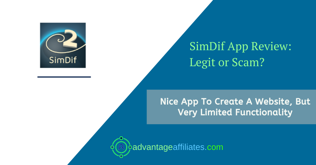simdif app Review -Feature Image