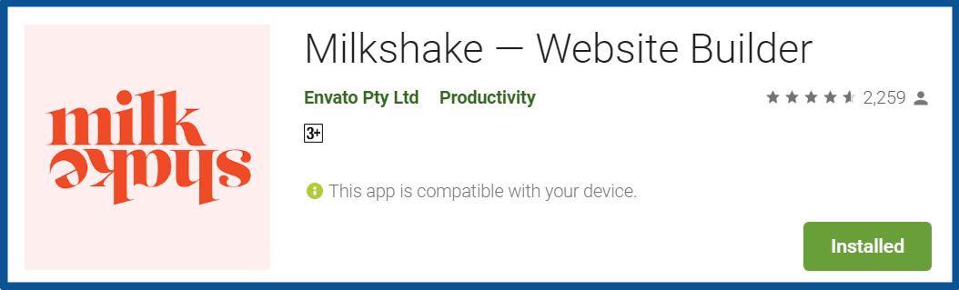 top blogging apps - Milkshake app review