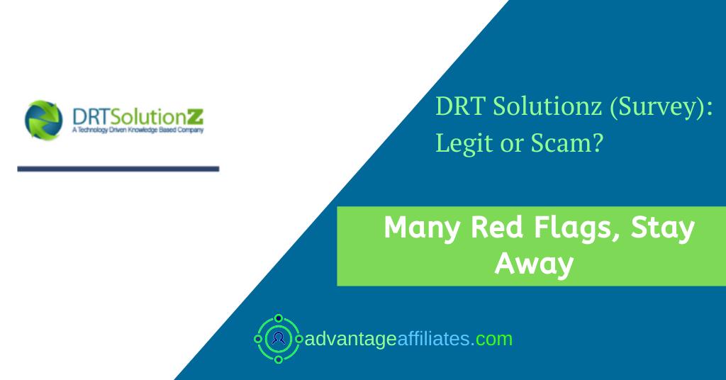 DRT Solutionz survey review -Feature Image