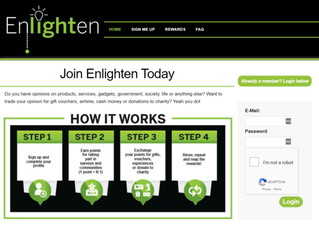 Enlighten Panel review-Home