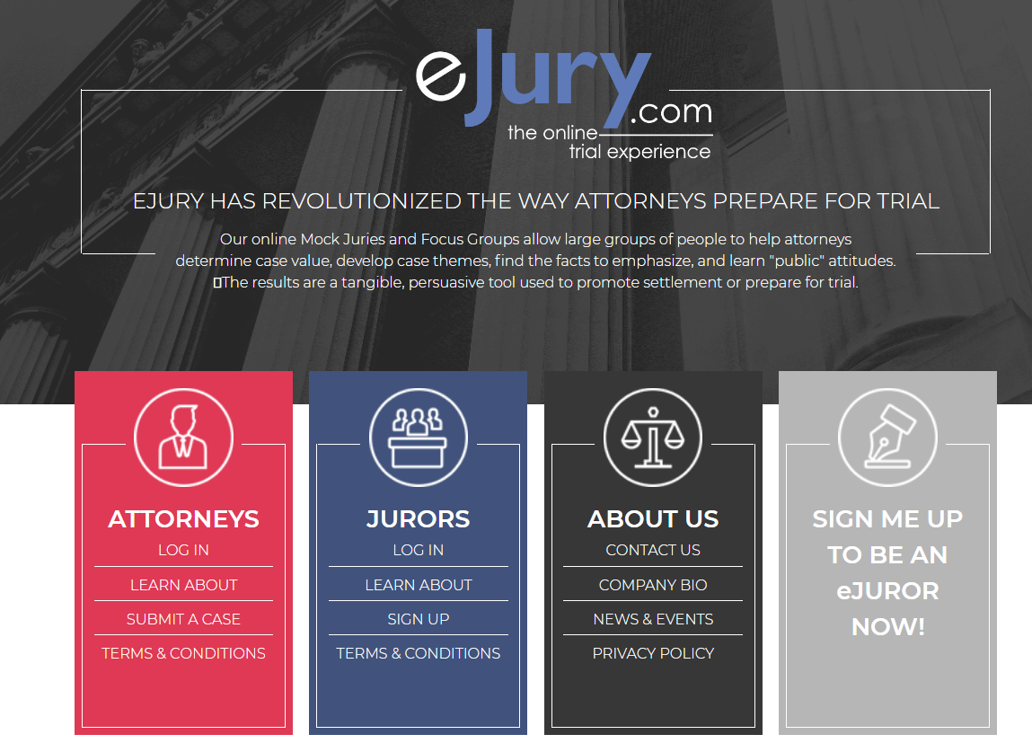 eJury-com-review-homepage
