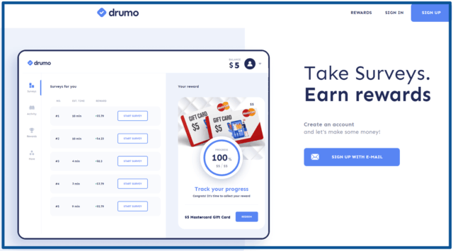 homepage-Drumo
