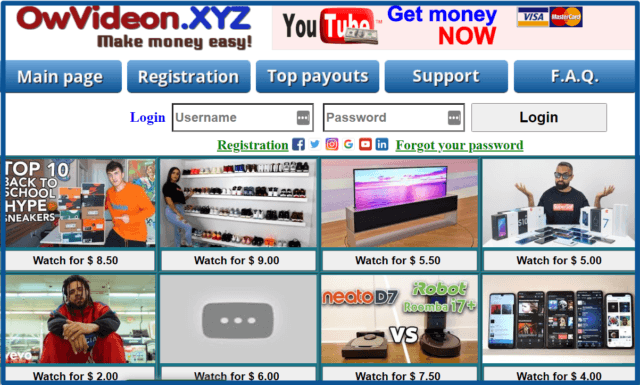 review-owvideon-xyz-homepage-