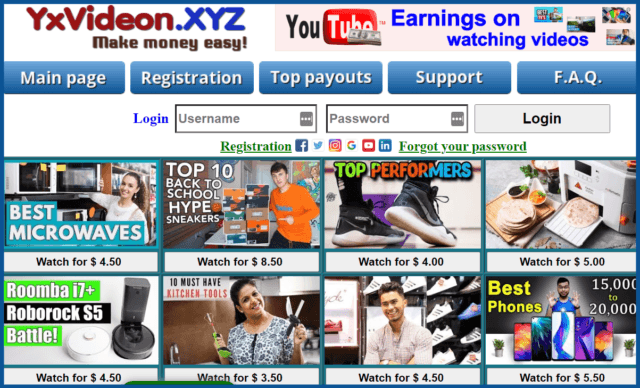 review-yxvideon-xyz-home-