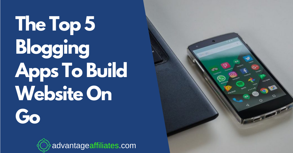 top blogging apps -Feature Image