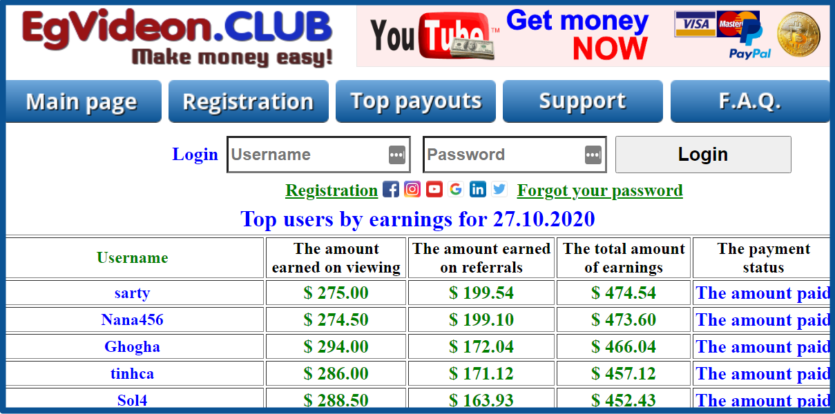 top payouts-egvideon-club-review-