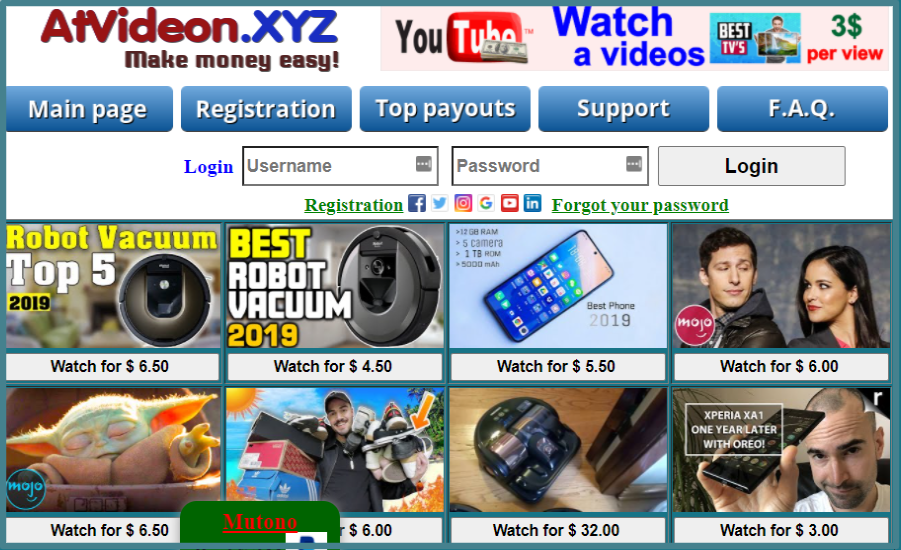 Paid-video-viewing-system-atvideon-xyz-Welcome-