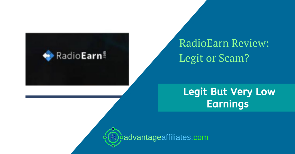 RadioEarn Review -Feature Image