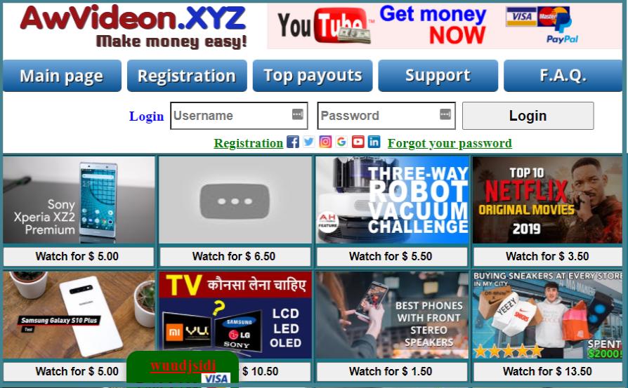 -awvideon-xyz-homepage