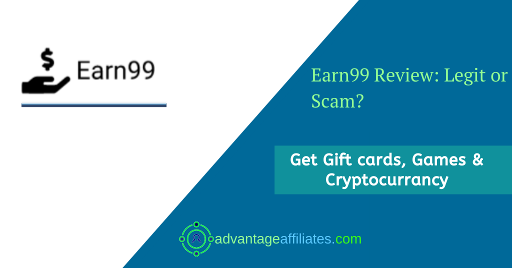 earn99 Review -Feature Image