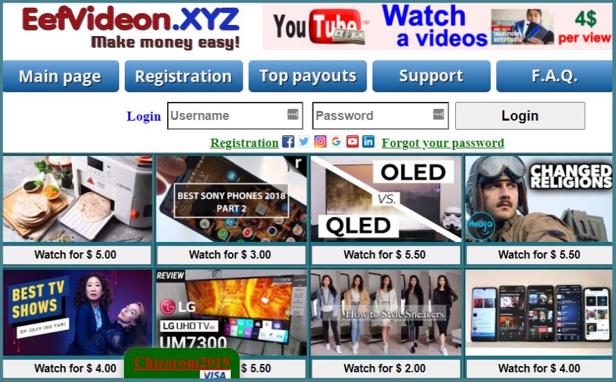 eefvideon-xyz-homepage