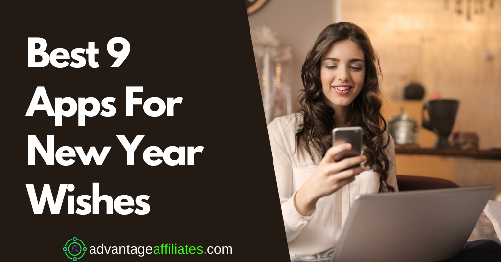Best 9 Apps For New Year Wishes