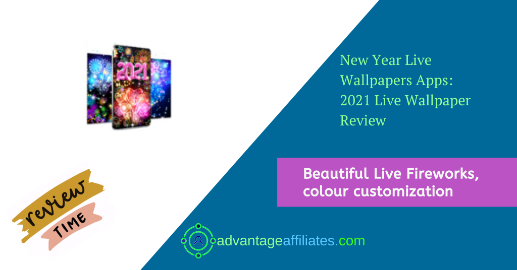 Best Apps For New Year Live Wallpapers-2021 Live Wallpaper Feature Image