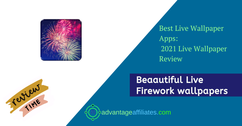 Best Apps For New Year Live Wallpapers- Live Wallpaper Feature Image