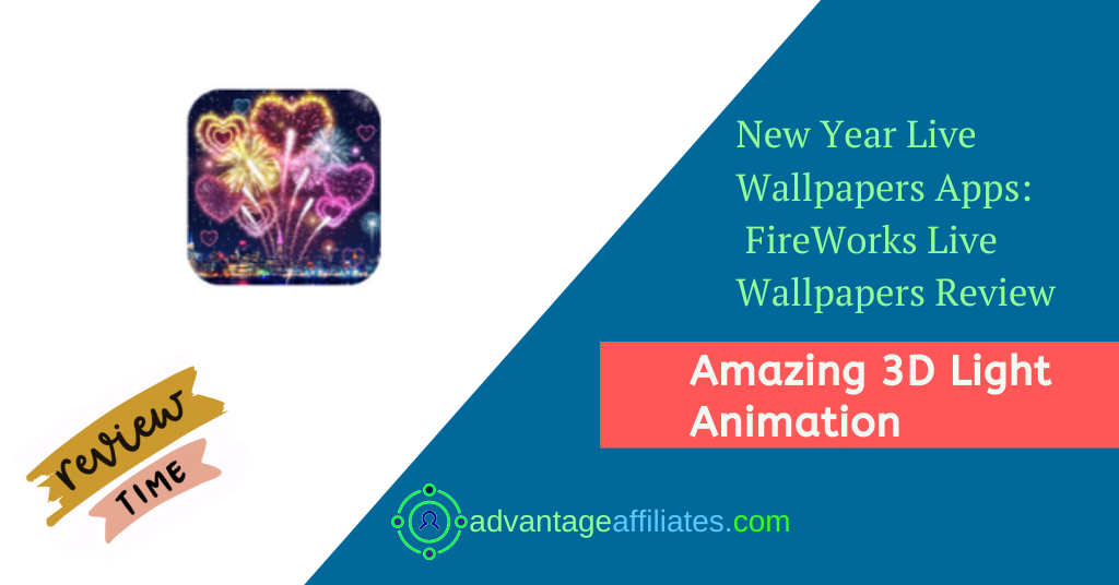 Best Apps For New Year Live Wallpapers- fireworks Live Wallpapers Feature Image