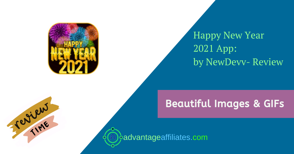 Best Apps for new year wishes-by newdevv