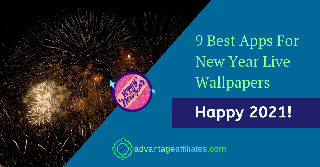 9 best apps for new year live wallpapers