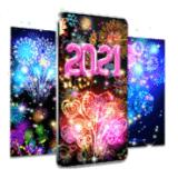 Happy-new-year-2021-live-wallpaper-logo