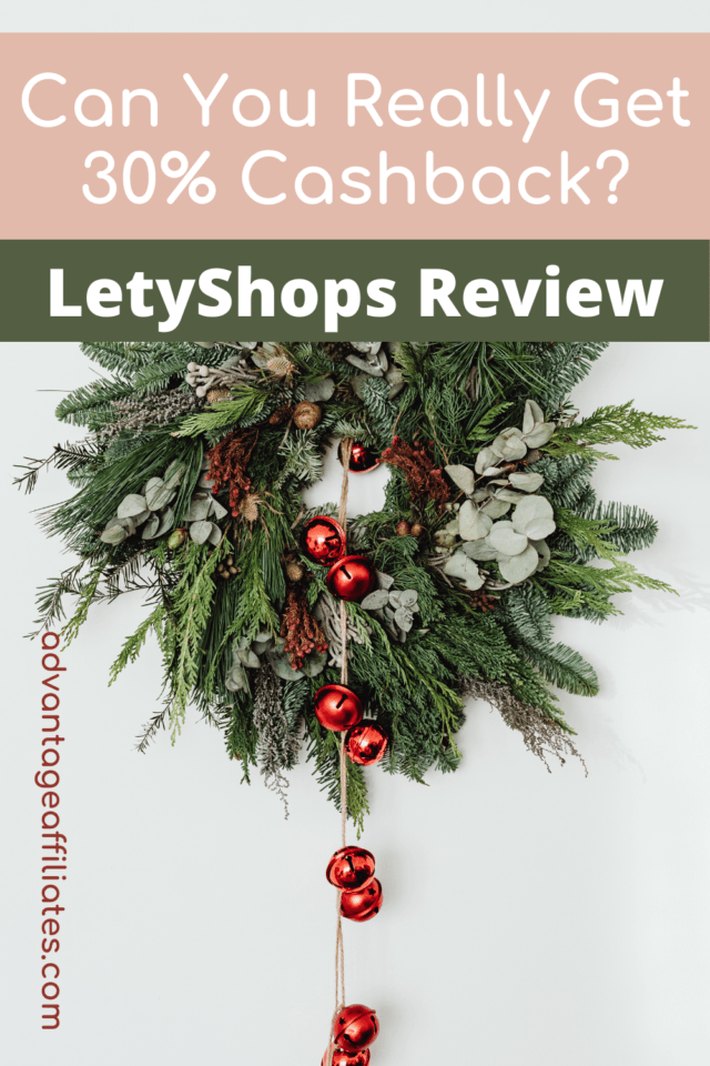 LetyShops Review - Pin