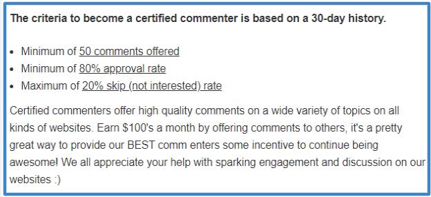 SiteComments