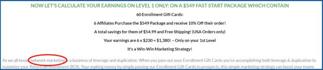 Enrollment Gift