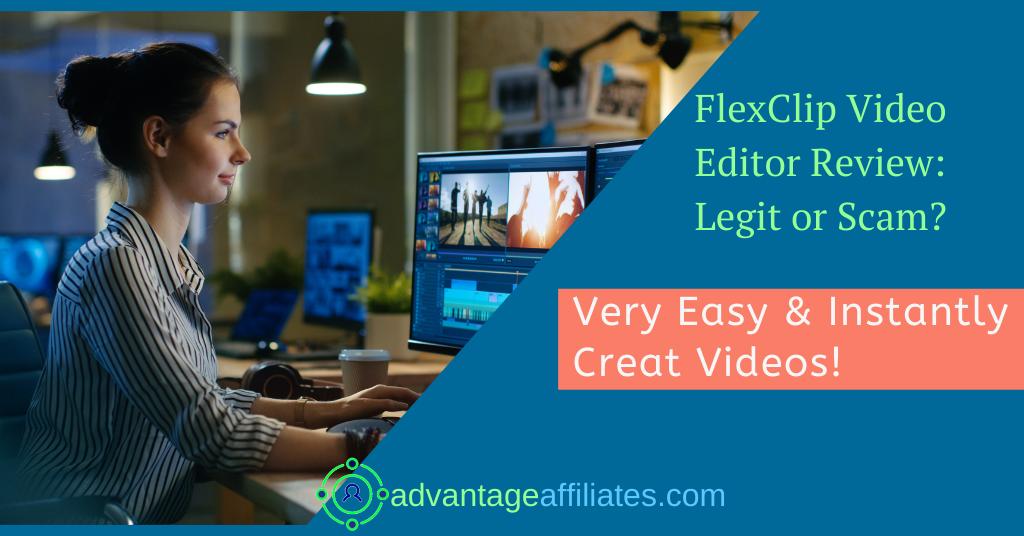 Feature Image- FlexClip Review