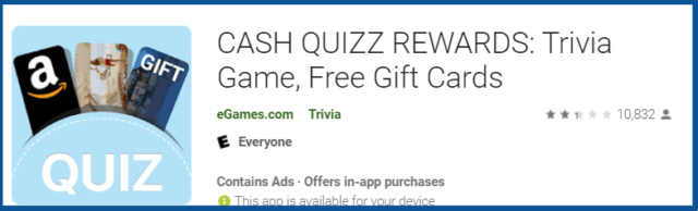 CASH-QUIZZ-REWARDS-Trivia-Game-Free-Gift-Cards-Apps-on-Google-Play