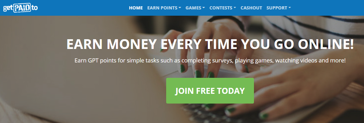 Earn-money-online-from-home-GetPaidTo
