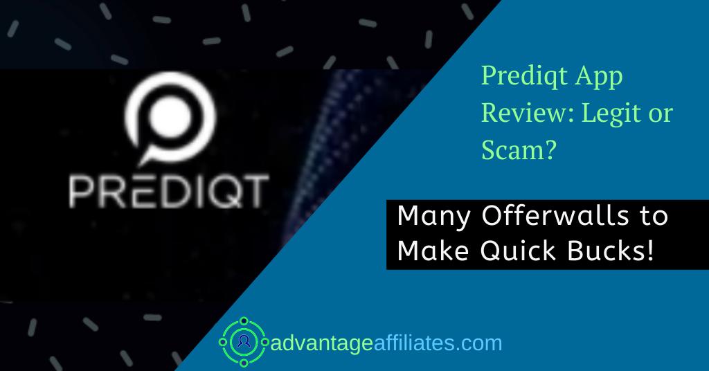 Feature Image- prediqt app
